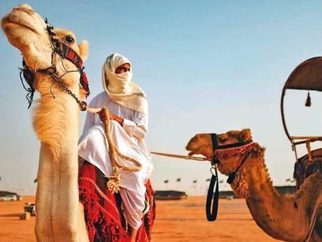 Saudi Arabia Traditional Attire